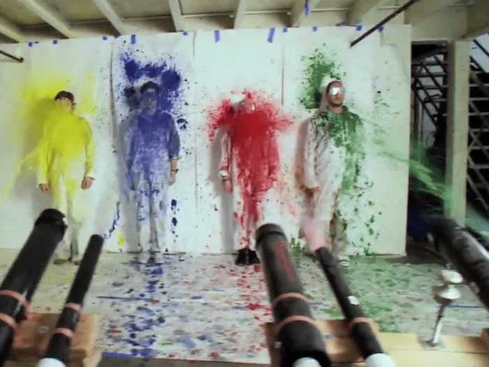 Samsung Campaign with OKGO