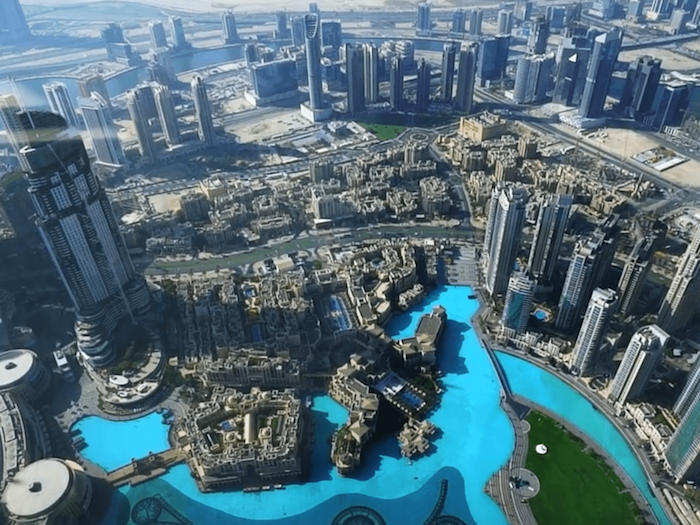 Microsoft Emaar Group Dubai